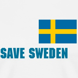 Save Sweden Men's T - Men's Premium T-Shirt