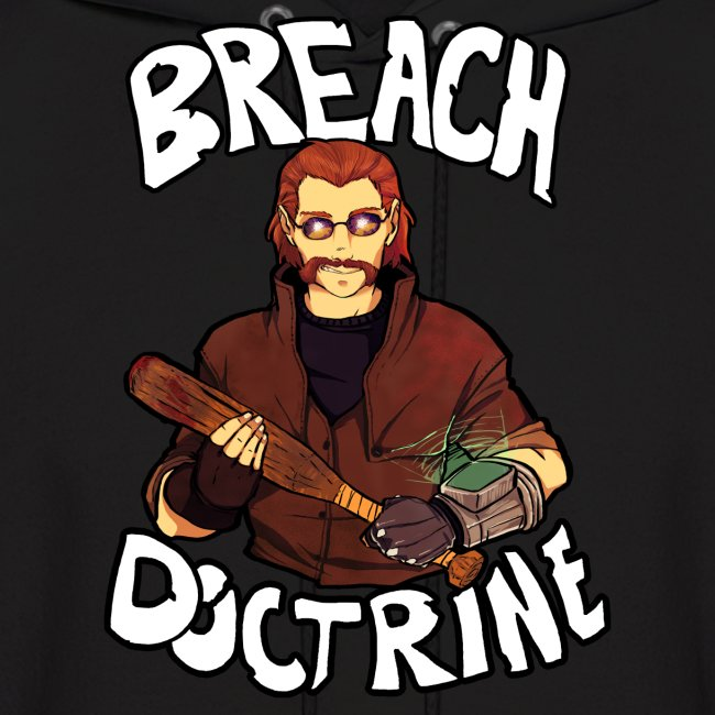 Breach Doctrine - Hoodie