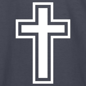 Christian Cross - Kids' Long Sleeve T-Shirt