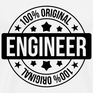 Computer Geek Engineer Informatique Developer T-Shirts - Men's Premium T-Shirt