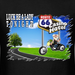 Route 66 Series - Men's T-Shirt