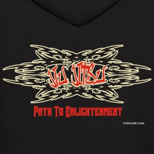 Jiu Jitsu - Path To Enlightenment Hoodie - Men's  - Men's Hoodie