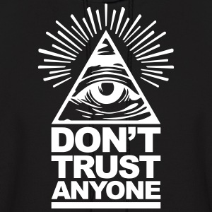 DON'T TRUST ANYONE - Men's Hoodie