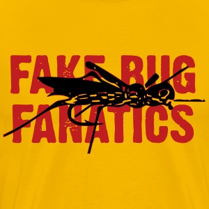 Fake Bug Fanatics - Men's Premium T-Shirt