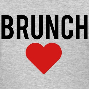 brunch love - Women's T-Shirt