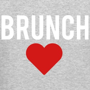 brunch love - Crewneck Sweatshirt