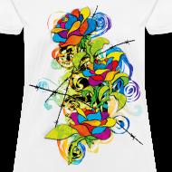 Design ~ Colored_Roses
