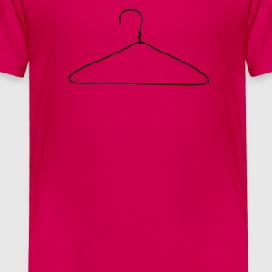 Hanger Baby & Toddler Shirts - Toddler Premium T-Shirt
