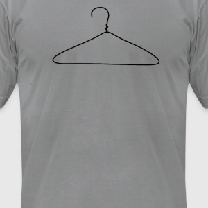Hanger T-Shirts - Men's T-Shirt by American Apparel