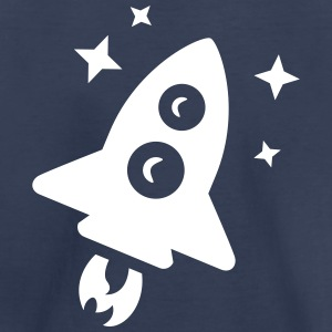 Space Rocket Baby & Toddler Shirts - Toddler Premium T-Shirt