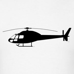 Helicopter_silhouette.svg.png T-Shirts - Men's T-Shirt
