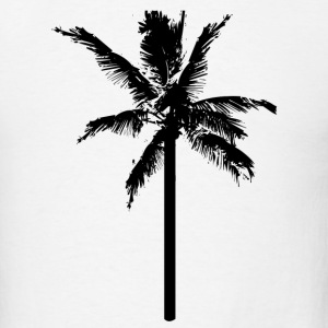 Coconut_tree_icon.svg.png T-Shirts - Men's T-Shirt