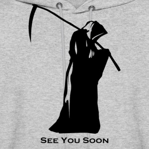 SEE YOU SOON - Men's Hoodie