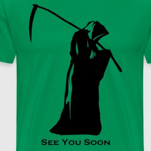SEE YOU SOON - Men's Premium T-Shirt