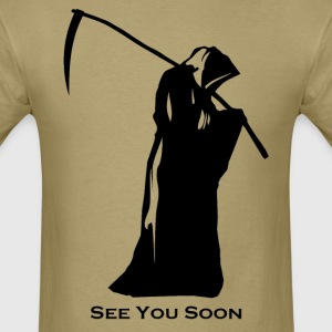 SEE YOU SOON - Men's T-Shirt