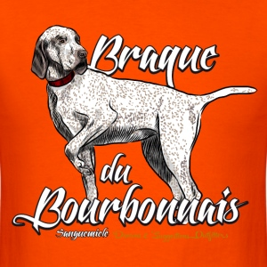 braque du bourbonnais T-Shirts - Men's T-Shirt