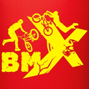 BMX Riders Mug - Full Color Mug
