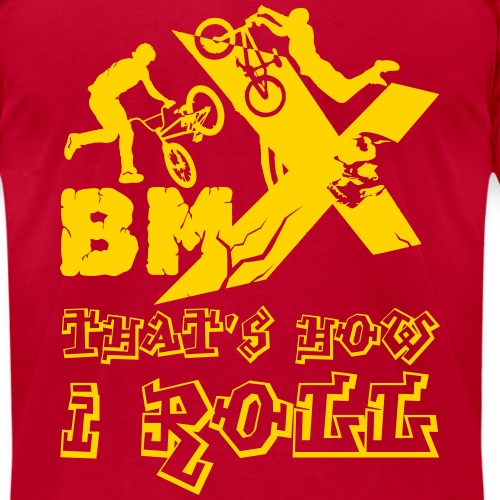 BMX is how I roll