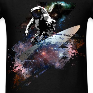 Galaxy Surf - Men's T-Shirt