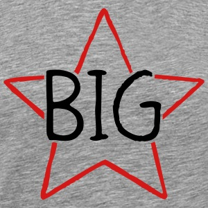 big star T-Shirts - Men's Premium T-Shirt