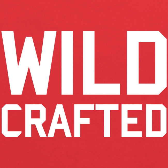 WILD CRAFTED KIDS HOODIE RED