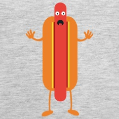 Hot Dog man Tanks