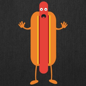 Hot Dog man Bags & backpacks - Tote Bag