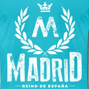 Madrid T-Shirts - Men's T-Shirt by American Apparel