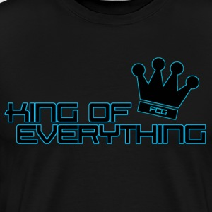 King of Everything (PCG Edition) - Men's Premium T-Shirt