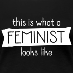 This Is What A Feminist Looks Like Women's T-Shirts