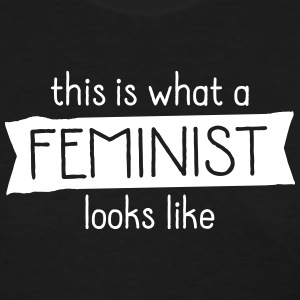 This Is What A Feminist Looks Like Women's T-Shirts - Women's T-Shirt