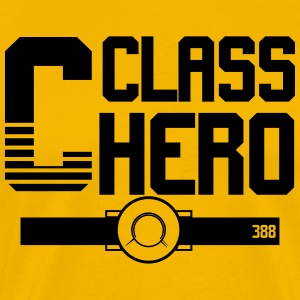 C Class Hero - Men's Premium T-Shirt