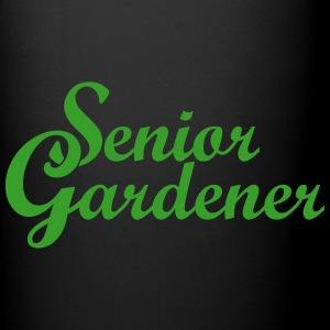 Senior Gardener Mug - Full Color Mug