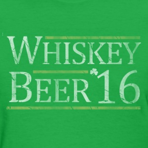 Vote Whiskey Beer 2016 Election Women's T-Shirts - Women's T-Shirt