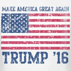 Trump 16 Make American  T-Shirts - Men's T-Shirt