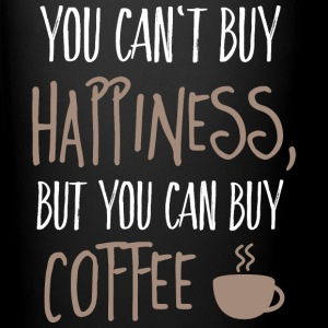 Cant buy happiness, but coffee Mugs & Drinkware - Full Color Mug
