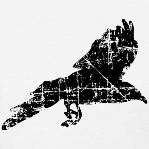 Raven, Crow Vintage