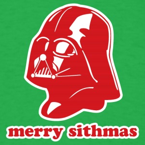 Darth Vader Merry Sithmas - Men's T-Shirt