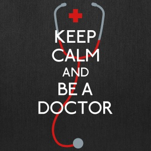 Keep Calm Doctor Bags & backpacks - Tote Bag
