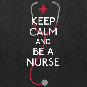 Keep Calm Nurse Bags & backpacks - Tote Bag