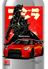 Liberty Walk Nissan GTR   R35   Bottle
