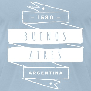 Buenos Aires T-Shirts - Men's T-Shirt by American Apparel