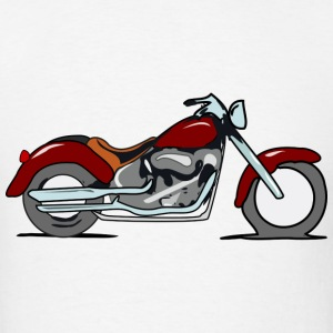 motorcycle- T-Shirts - Men's T-Shirt