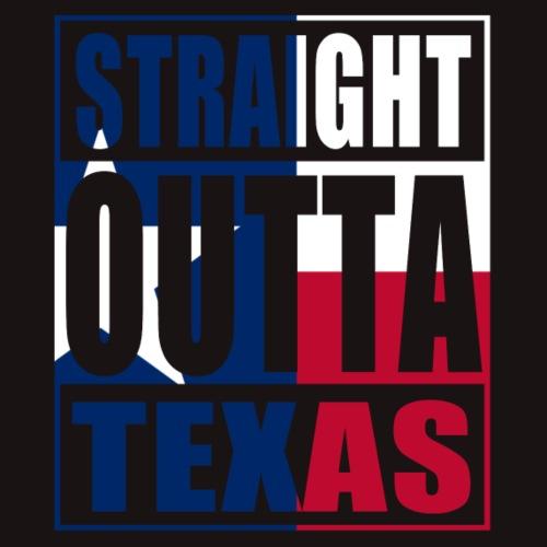 Straight Outta Texas Flag