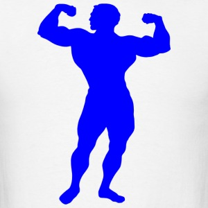bodybuilder- T-Shirts - Men's T-Shirt