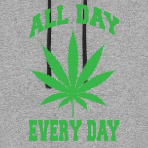 ALL DAY; EVERY DAY! - Colorblock Hoodie