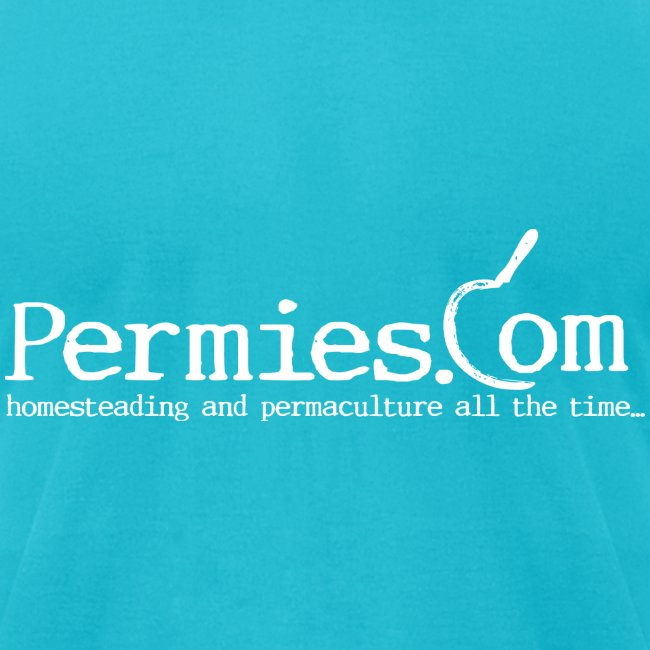 Permies Sickle Yellow Tee