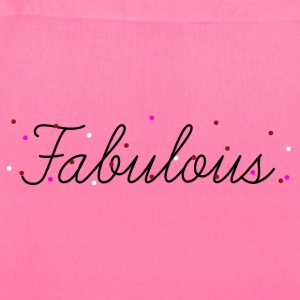 Fabulous black Bags & backpacks - Tote Bag