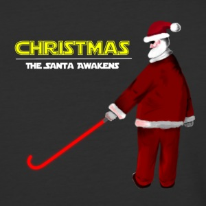 The Santa Awaken - Baseball T-Shirt