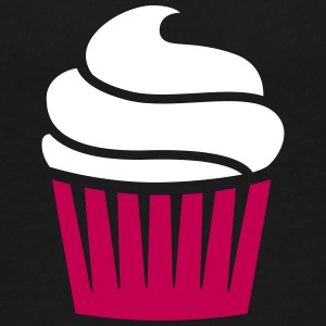 cupcake two-colored Kids' Shirts - Kids' Premium T-Shirt